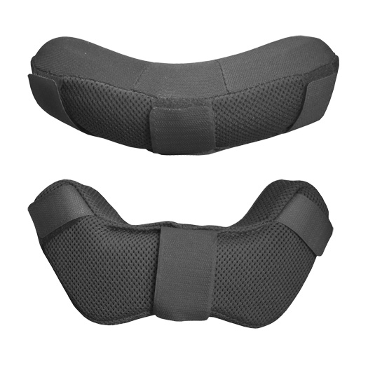 All-Star LUC Replacement Lightweight Mask Padding Black